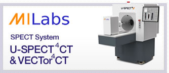 MILABS U-SPECT-2/CT & VECTor/CT
